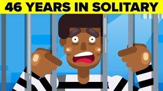 Prisoner Spends 46 Years In Solitary Confinement Then Even Worse Happens