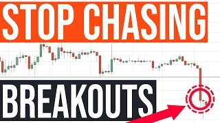 Why I HATE Chasing Breakouts | Price Action Trading Analysis