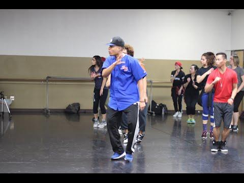 Step 1 Dance Studio | Myles Graves