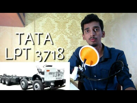 Tata LPT 3718 | Specifications | Information | TRUCK TALKS #8
