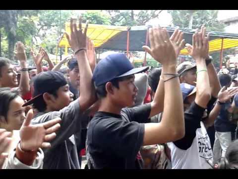 Republik 2 Jari (R2J)- Parung Bogor (Cover)