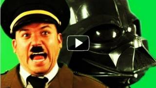 Repeat youtube video BATTAGLIA RAP - HITLER  vs DARTH VADER   catanese siciliano