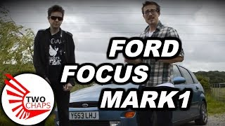 2001 Ford Focus - Mark 1- Review