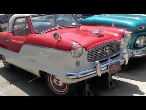 1960 Nash Metropolitan: The Carmello Collection