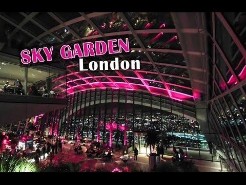 TRAVEL TO LONDON - Sky Garden | Anneli Loorits