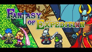 Fantasy of Expedition - First Look Gameplay / (PC)