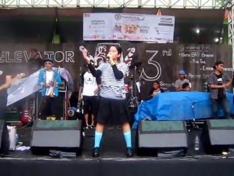 Orind - Mantan Pacar Live @Elevator 3rd SMA 11 Cakung Jakarta Timur