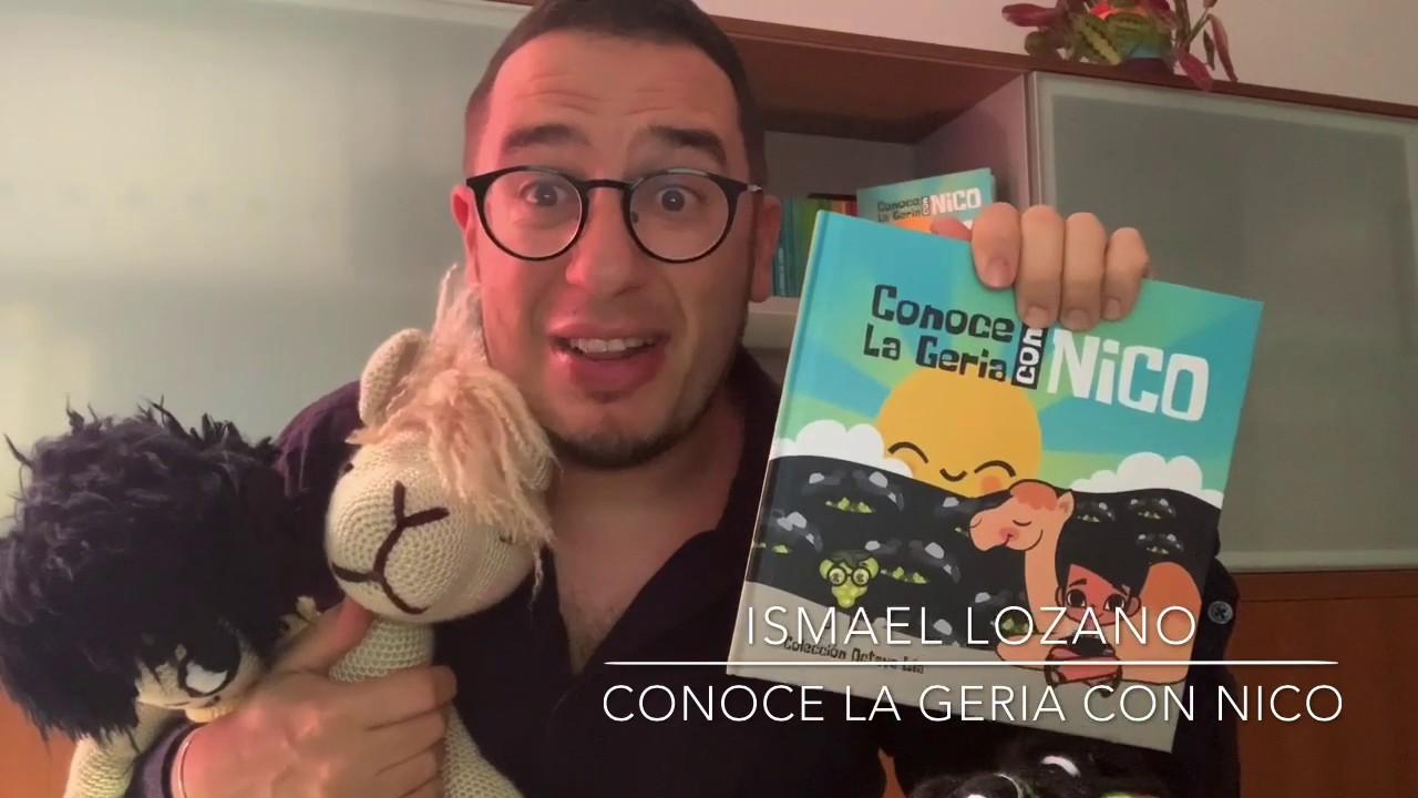 Nico y sus amigos os desean un Feliz Día de Canarias