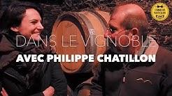 DANS LE VIGNOBLE : Rencontre avec Philippe Chatillon, un des plus grands vignerons du Jura