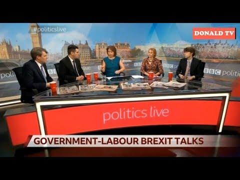 BBC Politics Live 10/04/2019 GOVERNMENT-LABOUR BREXIT TALKS