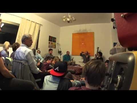 Damla Project part 1, India in Israel Culture Center, Jaffo