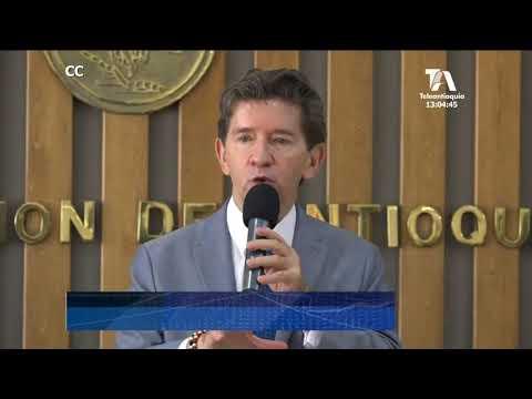 Gobernador de Antioquia pide proceso de convivencia para desmovilizados
