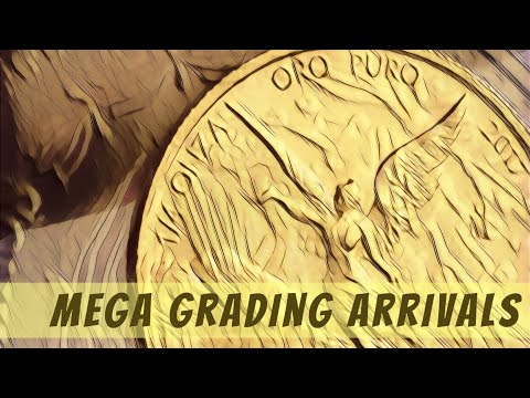 All your favourite gold and silver sweeties (candies) in an action packed coin video in 4k