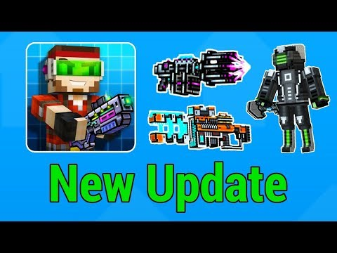 New Pixel Gun 3D Update [15.3.0]