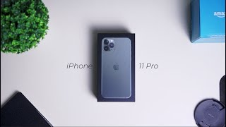 iPhone 11 Pro Unboxing | Midnight Green