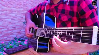 """O Khuda"" ""Hero"" Soulful Guitar Tabs Cover By Musical G"