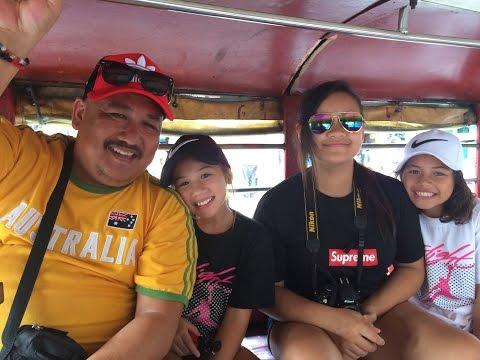 DRIVING AROUND MANILA 2017