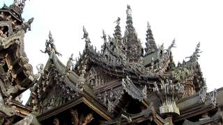 The Sanctuary Of Truth, Pattaya - Woodwork - Part 2/3