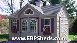 Eastern Building Products - Our Custom-built Sheds