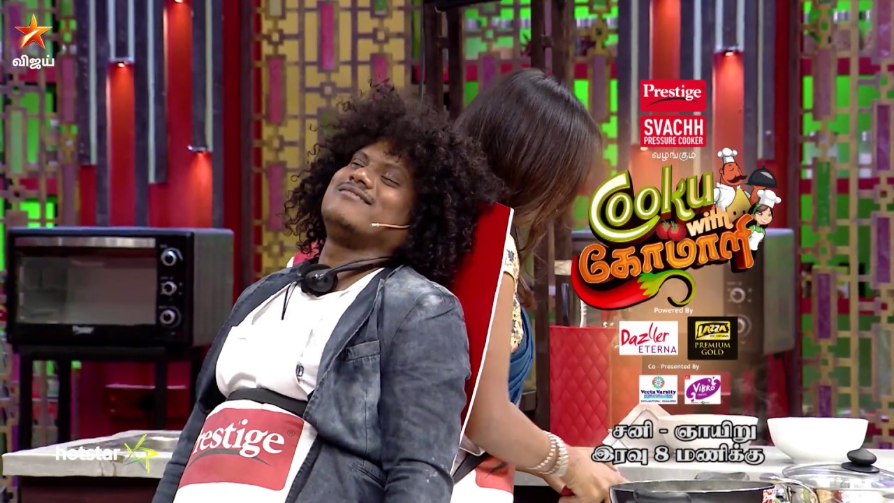 Image result for cooku with comali pugal