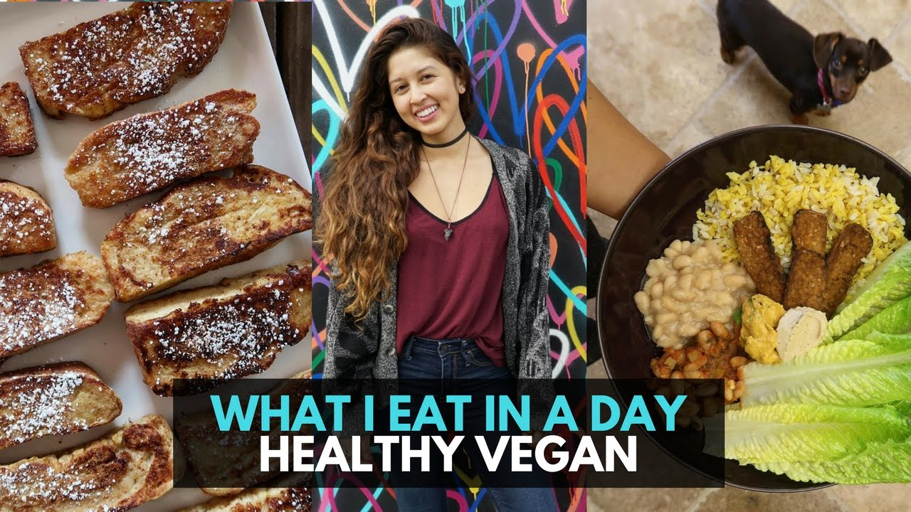 What I Eat In A Day w/ Sweet Simple Mom | Healthy (VEGAN)