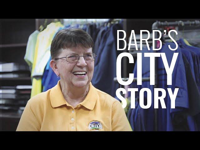 Barb's CITY Story
