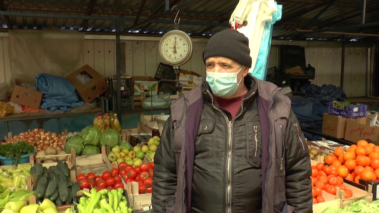 Novopazarska zelena pijaca pusta u doba korone - Tema dana - YouTube