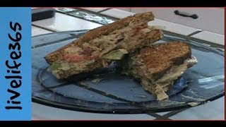 Veg Out With Mike: How To Make A Killer Hummus Sandwich
