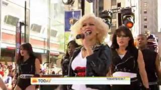 Christina Aguilera Fighter Live Today Show Flv