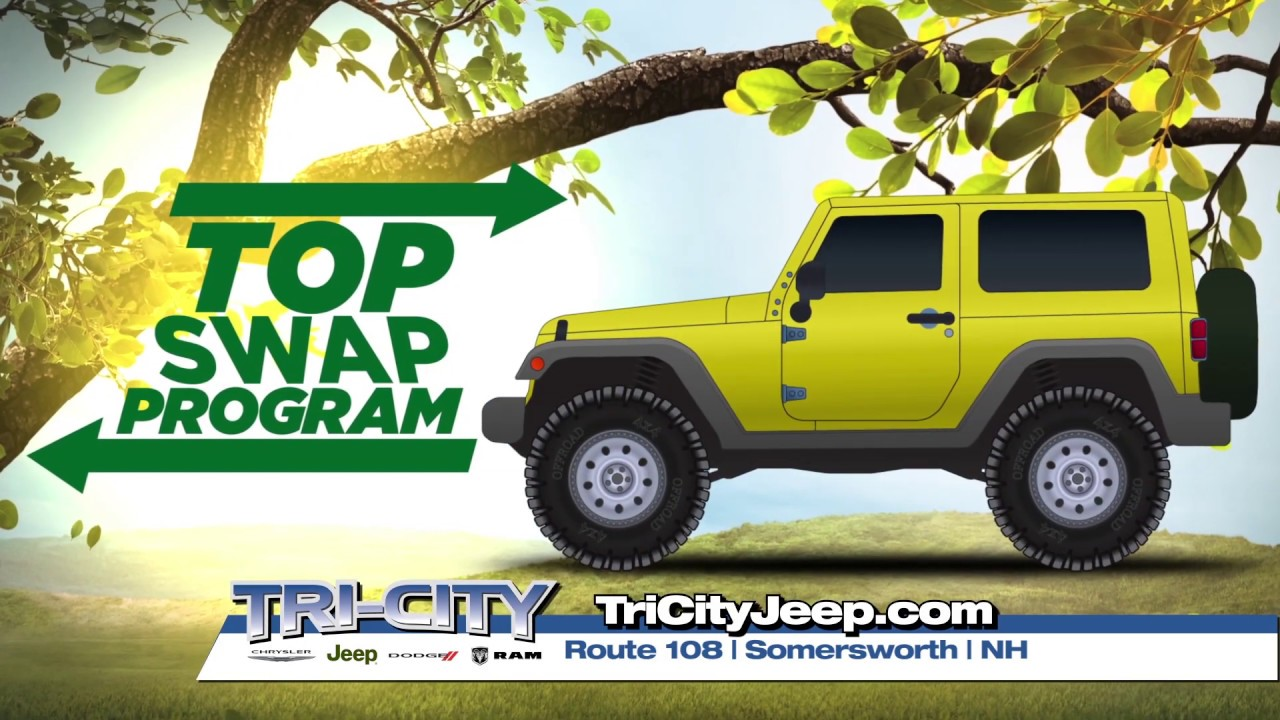 Tri City Jeep >> Current Advertising At Tri City Somersworth Nh Tri City