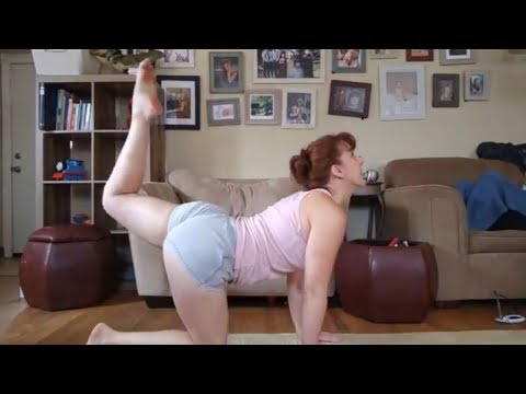 Mom's Workout - Yoga for Strength and Flexibility from YouTube · Duration:  3 minutes 3 seconds