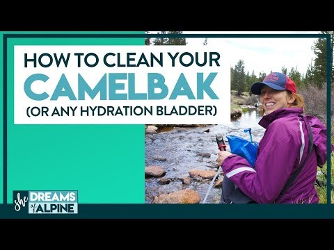 How to Clean a Camelbak