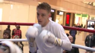 Jack Bateson open workout October 18th - Edge Of Glory, Leeds