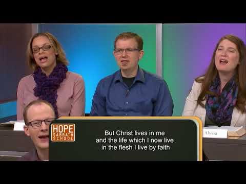 Hope Sabbath School: Lesson 11 - Freedom in Christ (3rd Qtr 2017)