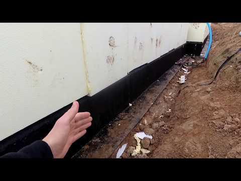 Budowa bez błędów - Cz. 9 - Jak wykonać izolację termiczną fundamentu - XPS