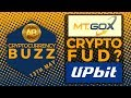 Mt Gox CRASHES Bitcoin and Cryptocurrency Market! ($500m Selloff)