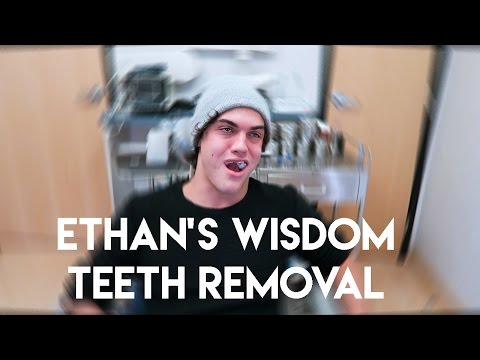 Thumbnail: ETHAN GETS HIS WISDOM TEETH REMOVED!!