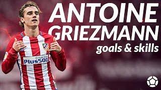 Antoine Griezmann ● Crazy Goals & Skills ● 2017 ● 4K
