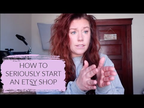 How To Start Etsy 2019 Part Time, Full Time, Fees | Is Etsy Worth It For You?