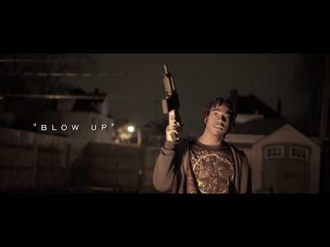 Murda Man Mojo F/ No Heart Grinch & Kxnng , Jizzle - Blow Up (Official Music Video)