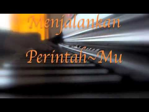 Akhirnya~~ Gigi Band~~ Piano Cover With Lyrics.