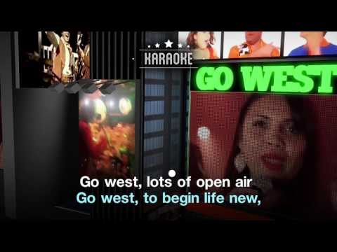 Hermes House Band - Go West (Karaoke)