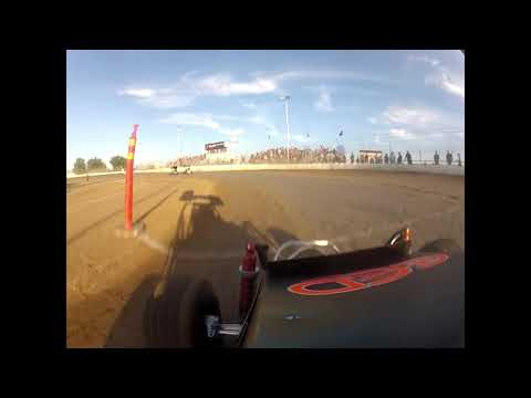 Delta Speedway 6/15/19 Jr Heat 2 Ty GoPro