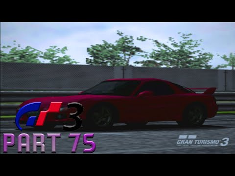The Power Of Turbo | Gran Turismo 3 A-Spec Walkthrough Part 75