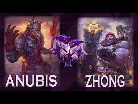 Smite: Summer Split Duel! | Anubis vs Zhong Kui | The Final Qualifier