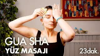 Gua Sha Yüz Masajı 23 dakika