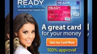 Ready Debit Card