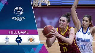 Popular EuroLeague Women 2020-21 Related to Apps