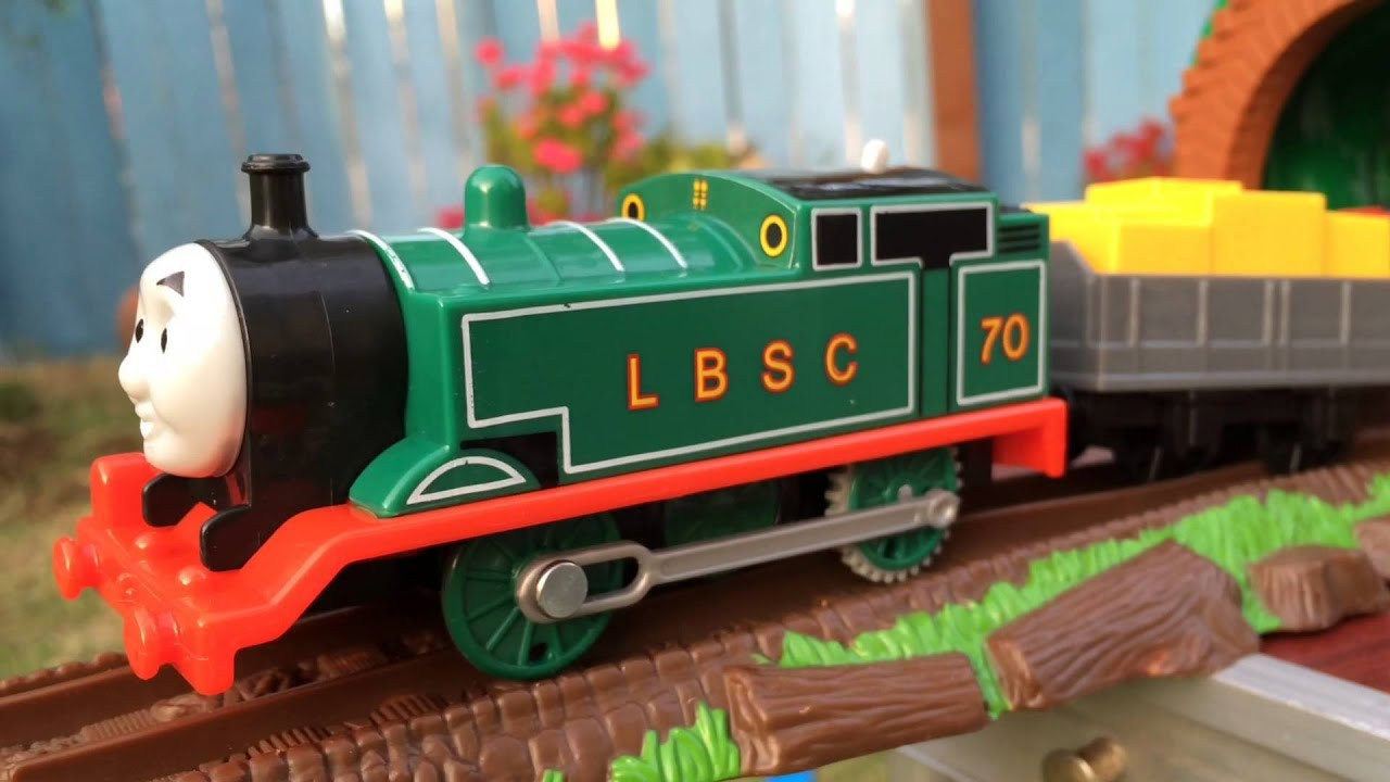 70 Years Edition the Original Thomas the Tank Engine and Friends Glynn Trackmaster Motorized
