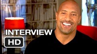 Pain & Gain Interview - Dwayne Johnson (2013) - Michael Bay Movie HD
